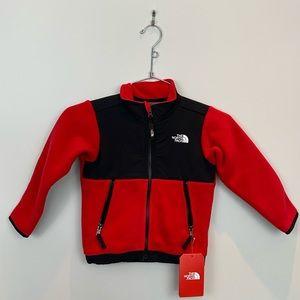 NEW North Face Toddler 3T Denali Jacket